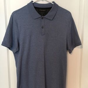 Banana Republic Luxury Touch Polo - M Standard Fit